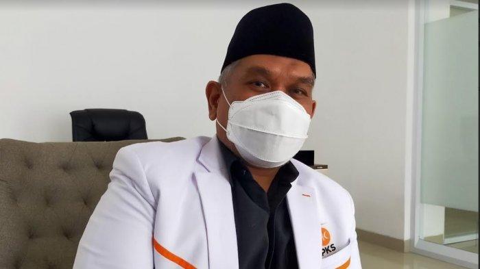 Ismail Bachtiar Dorong Ketua PKS Amri Arsyid Calon Wagub Sulsel Pendamping Sudirman