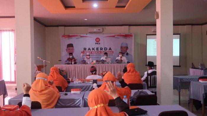 PKS Roadshow ke Luwu Timur, Perkuat Struktur Menuju Pemilu 2024