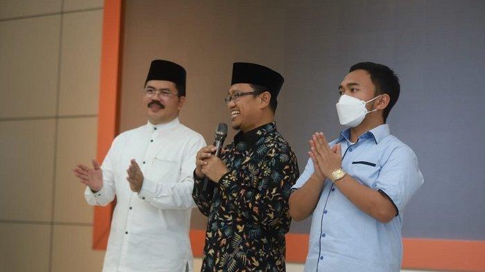 Jelang Muswil PPP, Muh Aras Bertemu Imam Fauzan di Rumah Amir Uskara