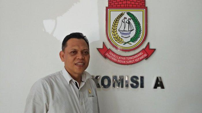 Pascadilantik, Ketua Fraksi PPP Makassar Minta Rahmat Taqwa Quraisy Proaktif