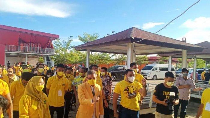 Calon Tunggal di Musda, Taufan Pawe Minta Kartini Ottong Rangkul Seluruh Kader Golkar