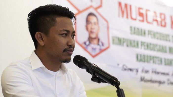Pimpin Hipmi Bantaeng, M Amhi Siap Tingkatkan SDM Pengusaha
