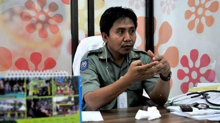 Baru Sudah Divaksin, Ketua IDI Palopo Reaktif Covid-19