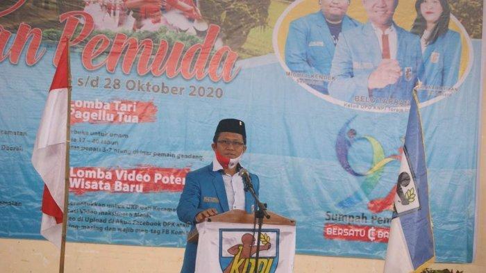 KNPI Toraja Utara Blak-blakan Soal Pendamping Ideal Andi Sudirman, dari Kalatiku hingga Amson Padolo