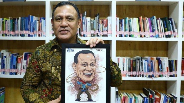 Wakil Ketua KPK Diduga Takut Sebut Nama Firli Bahuri