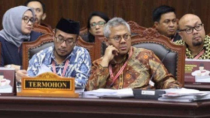 Jawaban-jawaban yang Buat KPU Yakin Menang di MK Atas Prabowo-Sandi