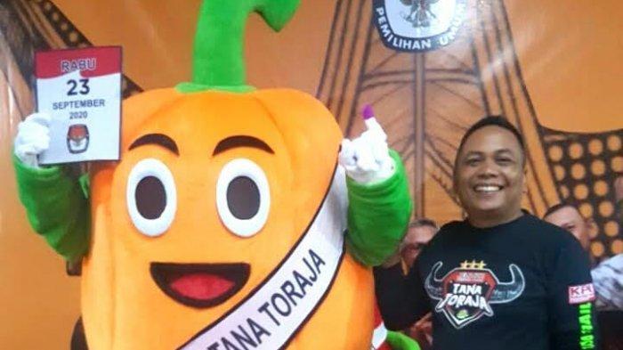Cabe Khas Toraja Dipilih Menjadi Maskot Pilkada 2020, Ini Maknanya