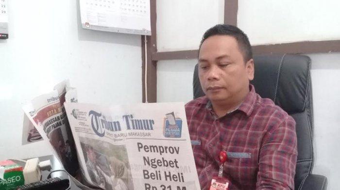 HUT ke 16, Ini Doa Ketua KPU Tana Toraja untuk Tribun Timur