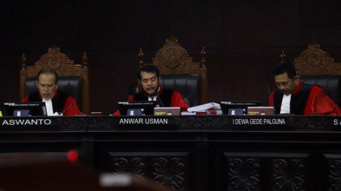 Ada Apa Putusan MK Hasil Pilpres 2019 Dipercepat? Ini Reaksi KPU, TKN Jokowi, Tim Hukum BPN Prabowo