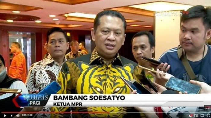 Isu Presiden Bisa Jabat 3 Periode, Ketua MPR: Kami Hanya Wadah