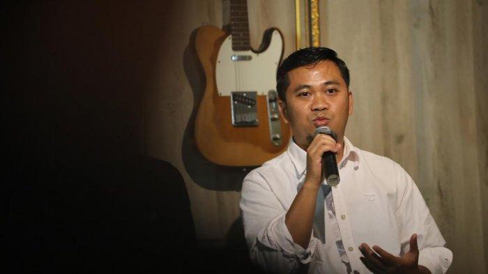 Ketua Musik Rock & Blues Makassar Sebut Gyant Hidayah Mampu Hadapi Revolusi Industri