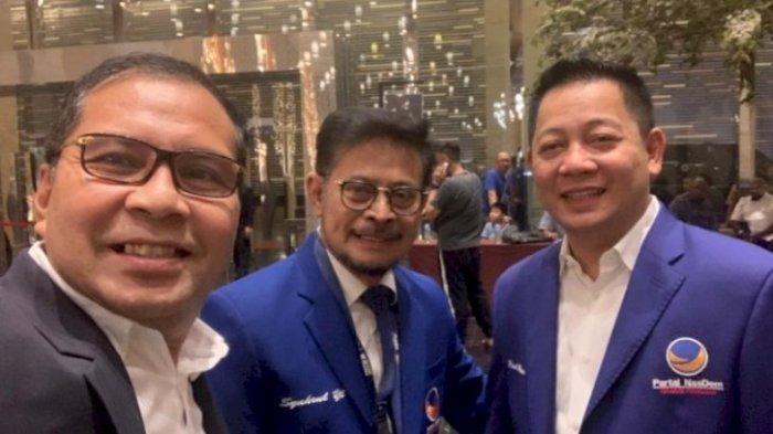 Nasdem Siapkan Wali Kota Makassar Danny Pomanto Calon Gubernur Sulsel, Ada yang Berani Tantang?