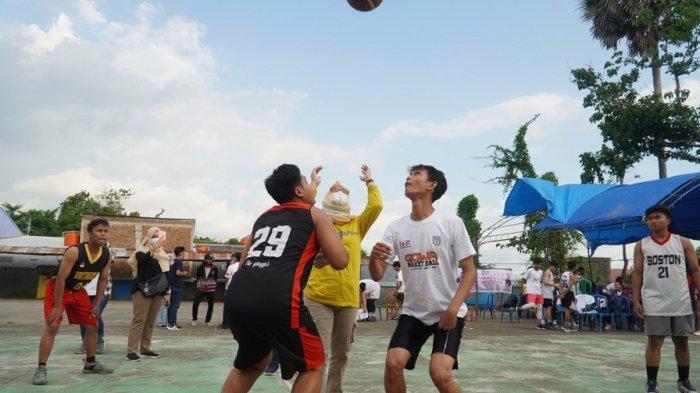 Husniah Talenrang Buka Pelatihan Atlet Basket Gowa Persiapan Pra Porprov