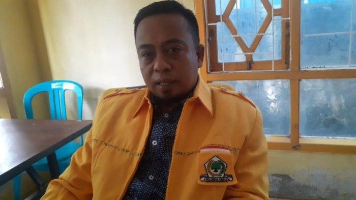 Taufan Pawe Sibuk, Musda Golkar Jeneponto Ditunda