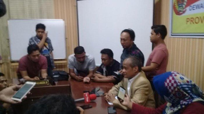 Rapat Paripurna Hak Angket DPRD Terhadap Gubernur Ditunda, Ini Alasanya