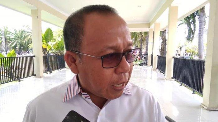 Ketua PDIP Sulbar Agus Ambo Djiwa