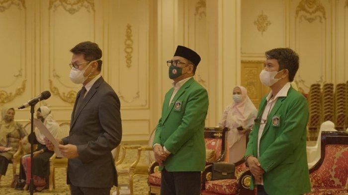 Sumpah 201 Insinyur Lulusan PSPPI FTI UMI, Ketua Umum PII Heru Dewanto: Bukan Kaleng-kaleng