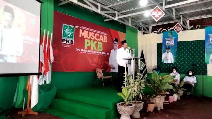 Muscab PKB Zona III di Palopo, Ketua PKB Sulsel Sebut Luwu Raya Harus Jadi Provinsi
