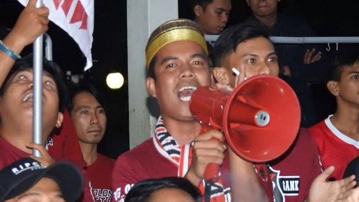 Masih Mandul, Ketua Red Gank Zona Sidrap Harap Sandro Bobol Gawang Barito Putera