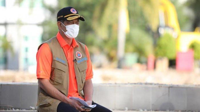 Pimpin Penanganan Bencana di Sulbar, Doni Monardo Terpapar Covid-19