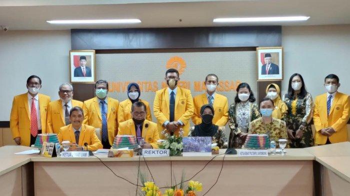 Senat Poleteknik Pelayaran Barombong Kunjungi UNM, Ingin Belajar Tentang SOP