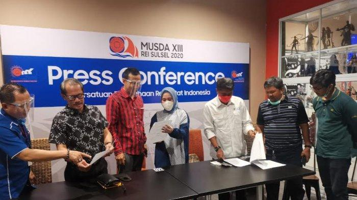 Musda REI Sulsel Dipindahkan ke Claro, 207 Anggota Siap Salurkan Hak Suara