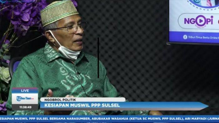 Pengurus DPP Akan Pimpin Sidang Pemilihan Formatur Muswil PPP Sulsel