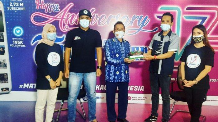 Selalu Dekat Dengan Komunitas, Harapan SCI Makassar Tribun Timur Jadi Referensi Media Terbaik
