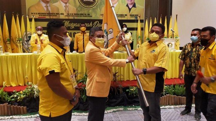 Terpilih Pimpin Golkar Makassar, Munafri Arifuddin; Siap Jadi Mitra Kritis Danny Pomanto