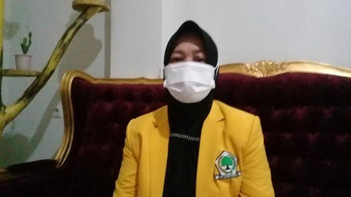 'Ngambek' Saat Musda, Andi Kartini Ottong Bujuk Lima Pimpinan Anak Cabang Tak Tinggalkan Golkar