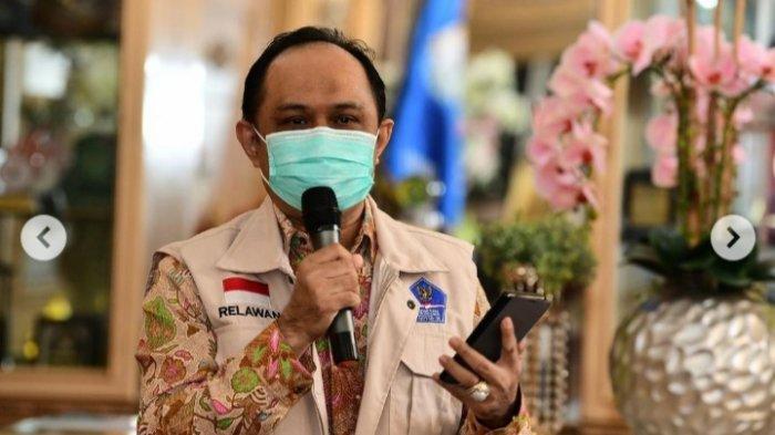 Pasien Positif Aktif Tembus 5.362 di Sulsel, Prof Ridwan: Kemungkinan Pekan Depan Siaga Darurat