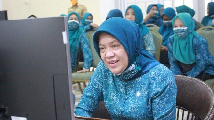 Alhamdulillah, Istri Bupati Barru drg Hasnah Syam Sembuh dari Covid-19
