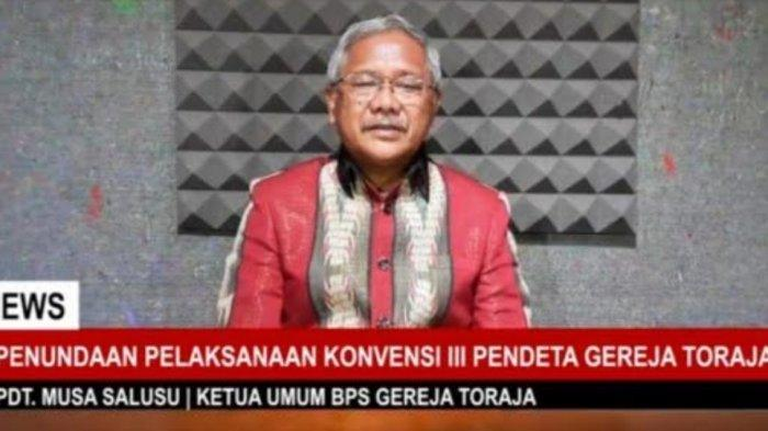 Pandemi Corona, Pelaksanaan Ibadah Gereja di Toraja Lewat Live Streaming