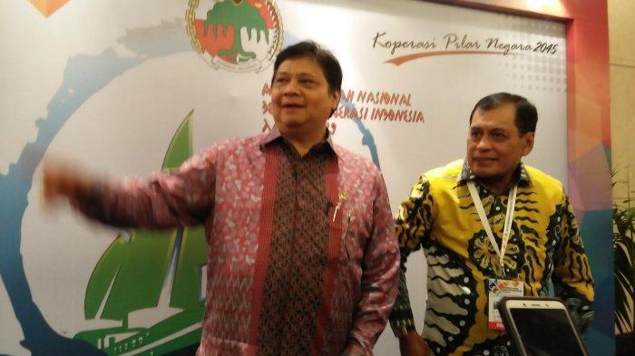 Seluruh DPD Golkar Sepakat Airlangga Hartarto Sebagai Ketua Umum?