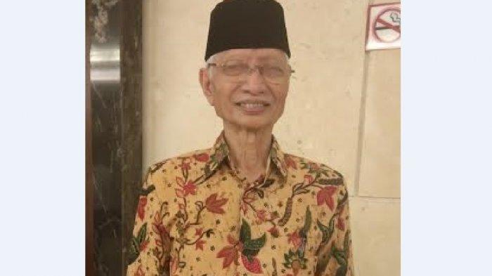 Ketua Kerukunan Keluarga Soppeng Prof Syarifuddin Wahid Menikah Usia 76 Tahun, 'Semoga Samawa Prof'