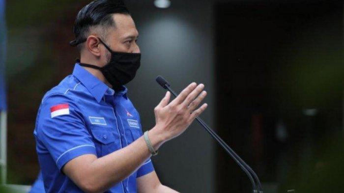 Poin Ini Menurut AHY KLB Partai Demokrat Tidak Sah, Sudah Mengadu ke Jokowi & Jenderal Listyo Sigit
