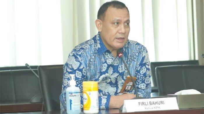 Surat Penonaktifan Novel Baswedan cs Ditandatangani Ketua KPK Firli Bahuri Beredar di Media Sosial