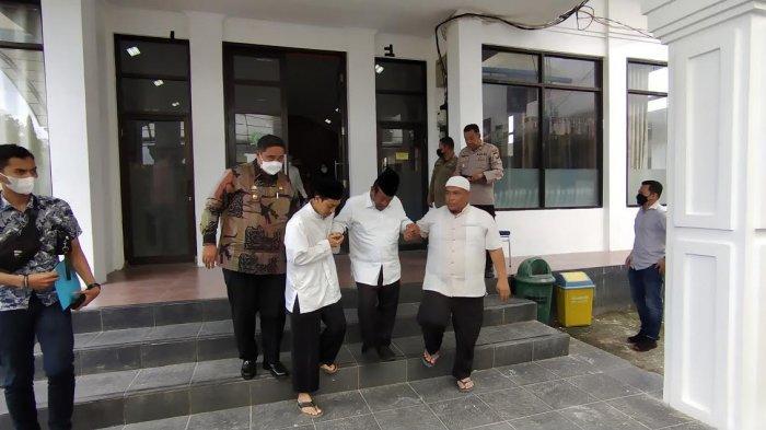 Chaidir Syam Turun Tangan Mediasi Konflik Pesantren Darul Istiqamah Maros, Hasilnya?