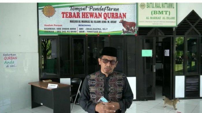 Penjelasan KH Muammar Bakry Kenapa Masjid Al Markaz Makassar Tidak Laksanakan Sholat Iduladha 2021