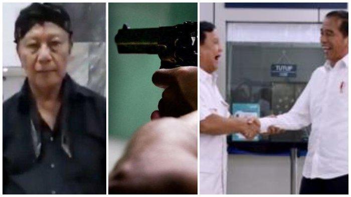 Ki Sabdo Jagat Royo Bos Nyi Roro Kidul di Pelantikan Jokowi, Ditembak Jika Prabowo Subianto Kalah