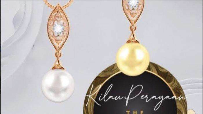 Spesial Anniversary, The Palace Jeweler Berbagi Hadiah Liontin Berlian