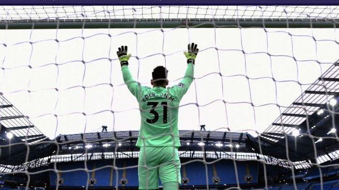 Final Liga Champions Man City vs Chelsea, Ederson Sudah Siap Jadi Jadi Penendang Penalti