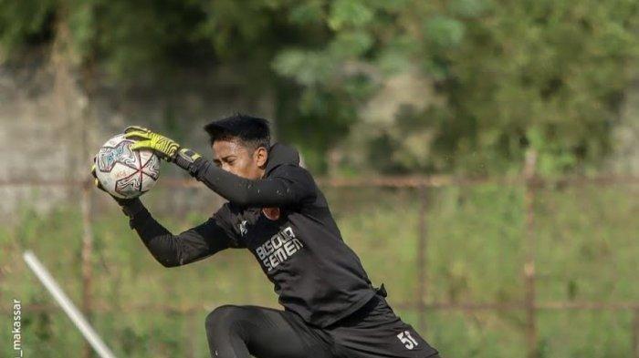 Statistik Syaiful Syamsuddin Saat Lawan Madura United, Dua Kali Lakukan Penyelamatan Gemilang