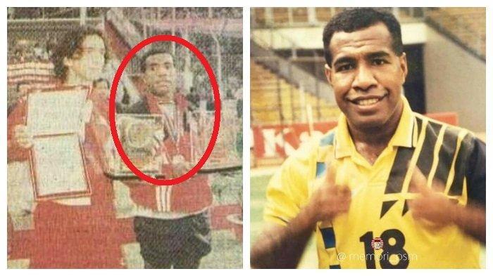 Ingat Izaac Fatari? Bomber PSM Makassar Top Skor Era 90-an, Tertimpa Musibah Naas di Akhir Hidupnya
