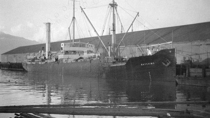 Kisah Kapal Hantu SS Baychimo, 38 Tahun Arungi Lautan Tanpa Awak di Alaska, Begini Fakta Kejadiannya