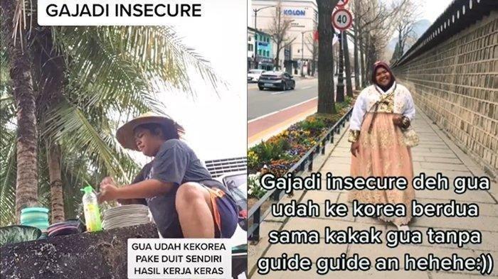 KISAH Sana Asyuni, Gadis asal Padang ke Korea, Segini Uang yang Dia Tabung Tiap Hari Selama 2 Tahun