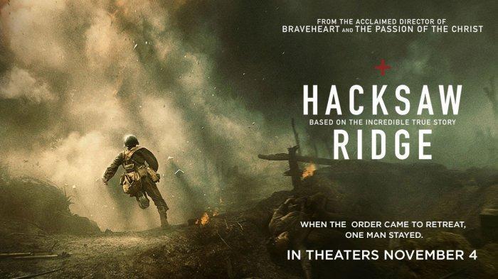 Kisha Nyata Perjuangan Tentara Amerika Ini Sinopsis Film Hacksaw Ridge Bioskop Trans Tv Malam Ini Halaman All Tribun Timur