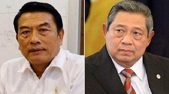 Alasan Kader Demokrat Pilih Moeldoko Sebagai Ketua Umum Versi KLB, SBY Elus Dada dan Menyesal