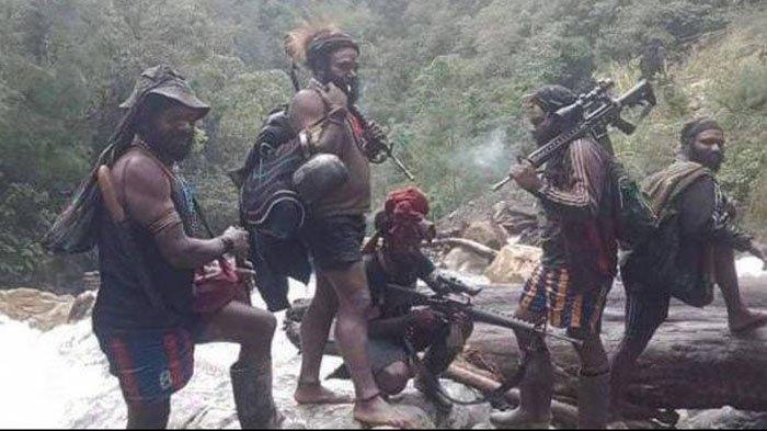 Kenapa KKB Papua Sangat Berani Lawan TNI-Polri? Ternyata Ini Dia 5 Jenis Senjata yang Digunakan