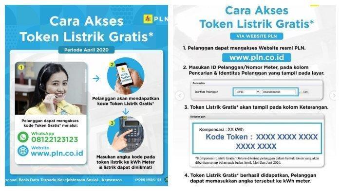 Klaim Token Listrik Gratis PLN Januari 2021 di stimulus.pln.co.id PLN Mobile & WA 08122123123
